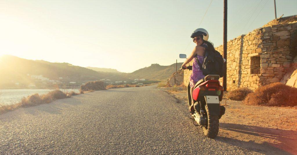 גניבת אופנוע