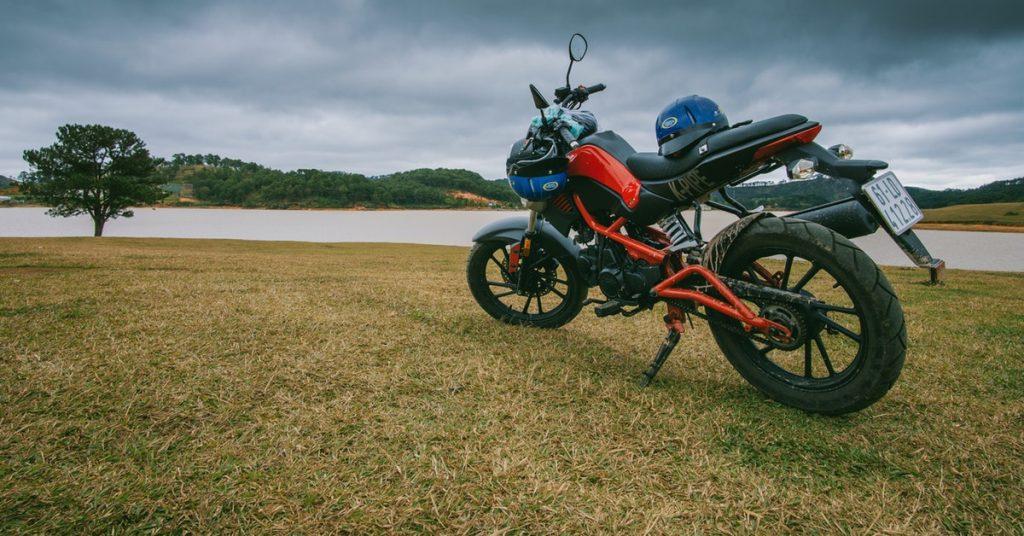 מיגון לקטנוע