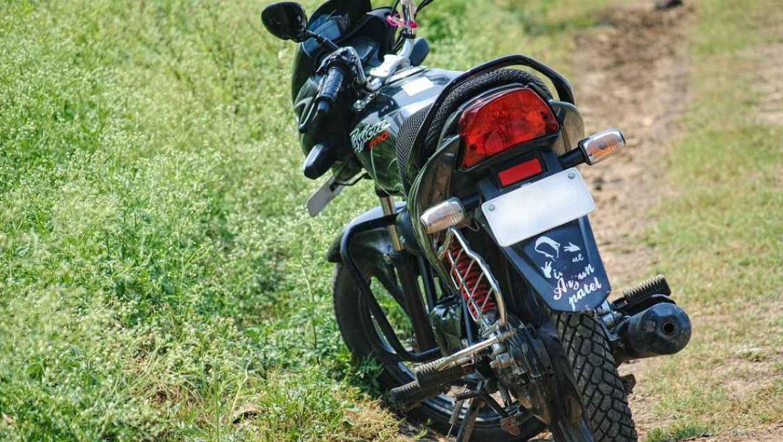 ארבע דרכים לשמור על האופנוע שלך
